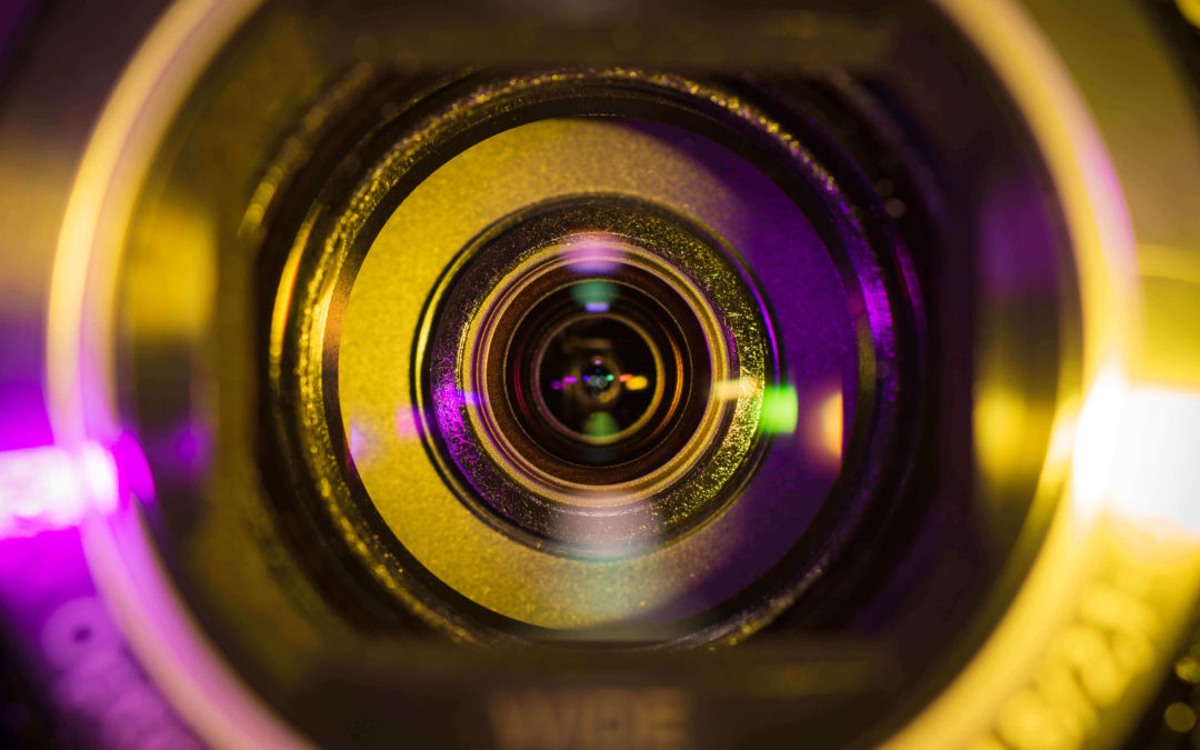 L'art de filmer un blob